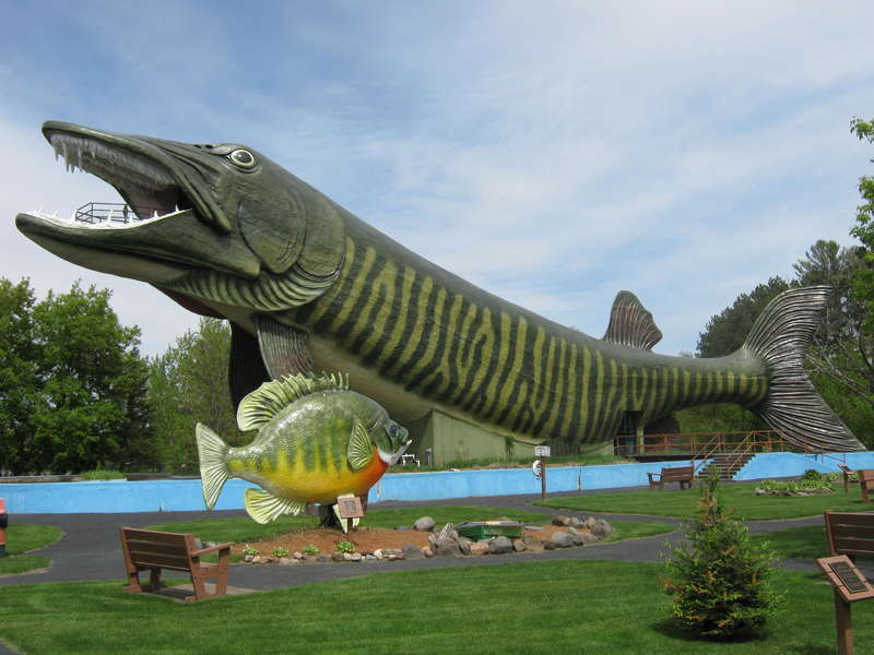 Weird Roadside Attractions Places To Visit In Wisconsin Thrillist