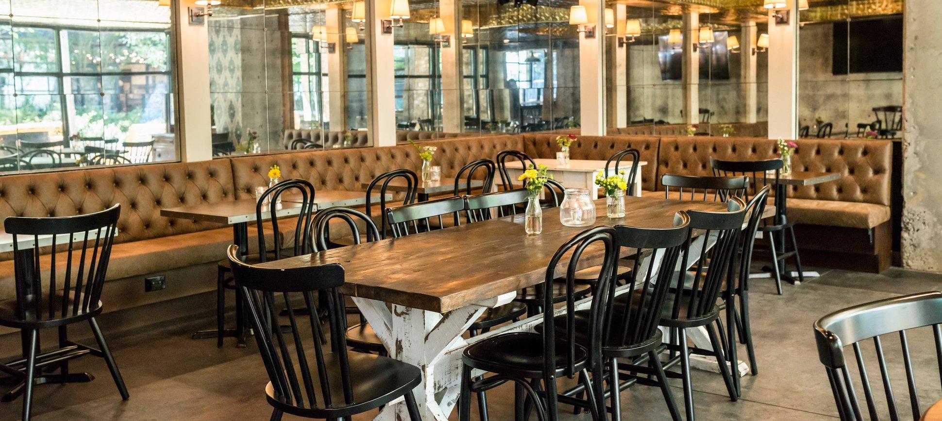 The Best Atlanta Restaurants for Big Groups, Sorted by \'Hood