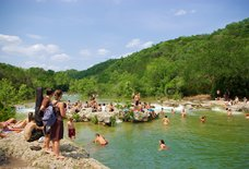 The Best Entry Points to Austin's Greenbelt, So You Can Bike, Hike & Swim All Summer