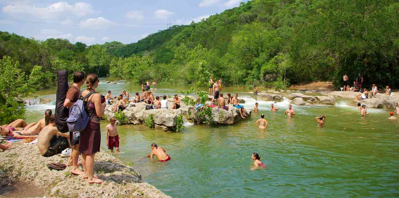 The Best Entry Points to Austin\'s Greenbelt, So You Can Bike, Hike & Swim All Summer