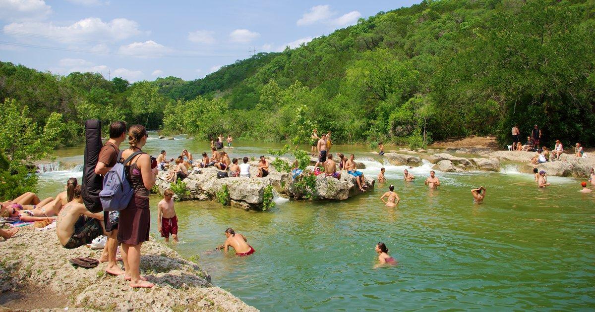 How To Access Barton Creek Greenbelt In Austin Texas