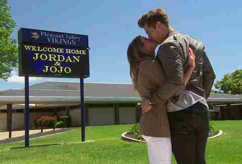 jordan rodgers bachelorette hometown with jojo