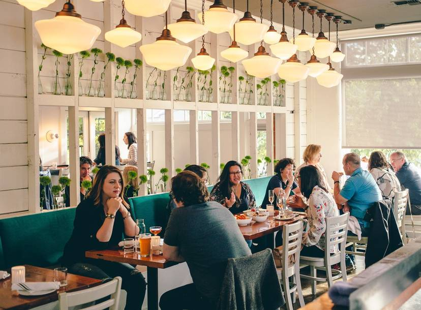 Best Restaurants For Large Groups In Seattle Wa Barolo Maneki More Thrillist