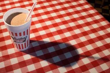 Portillo's shake
