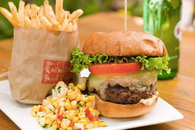 Snack Shack Burger San Diego