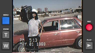 VHS Camcorder app