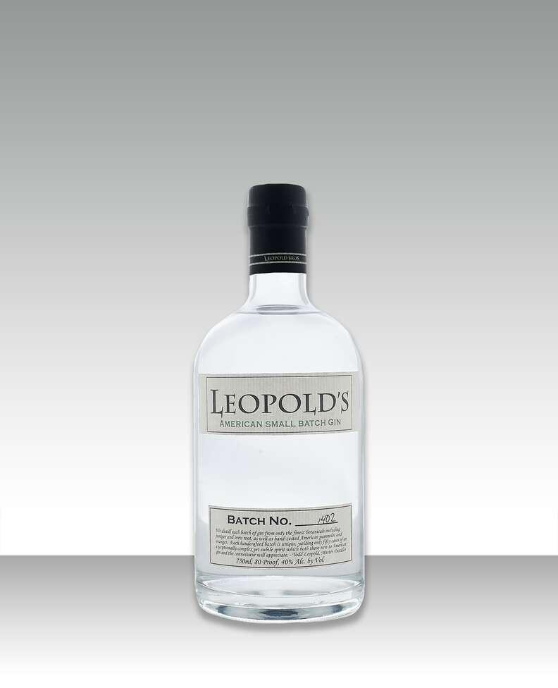 Leopold Bros American Small Batch Gin