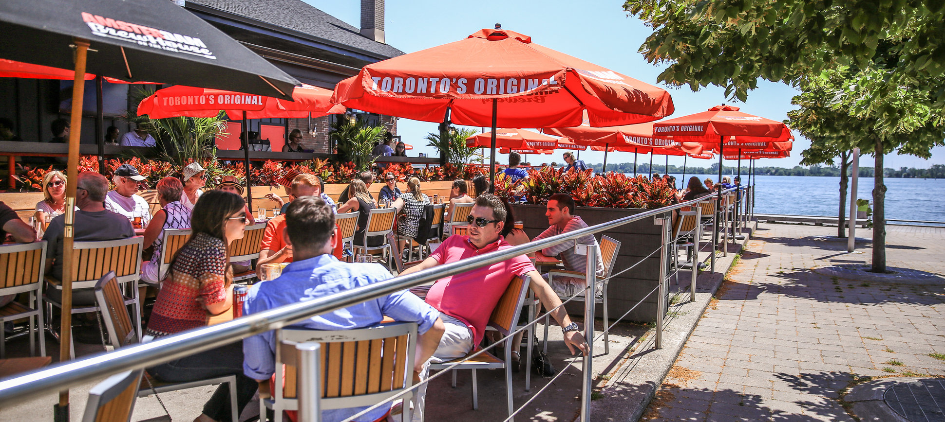 The Best Patios and Outdoor Bars in Toronto