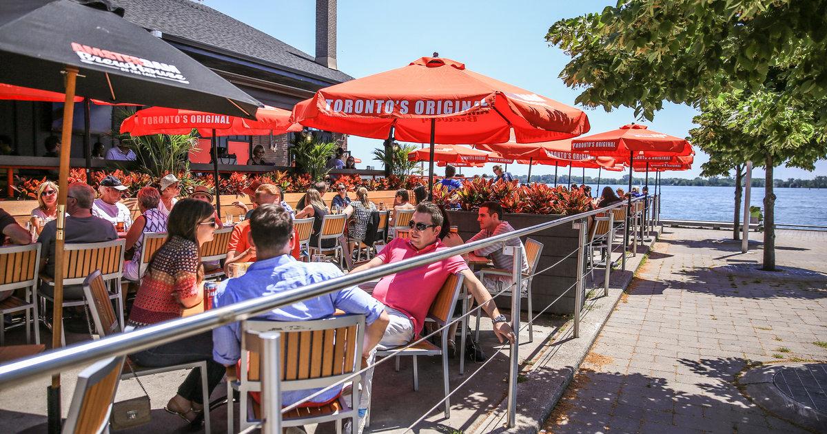 Best Outdoor Bars & Patios in Toronto - Thrillist