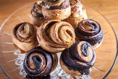 Zucker Bakery pastries