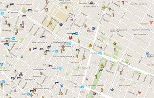 Pokemon Go Map Pin  Gameonlineflash