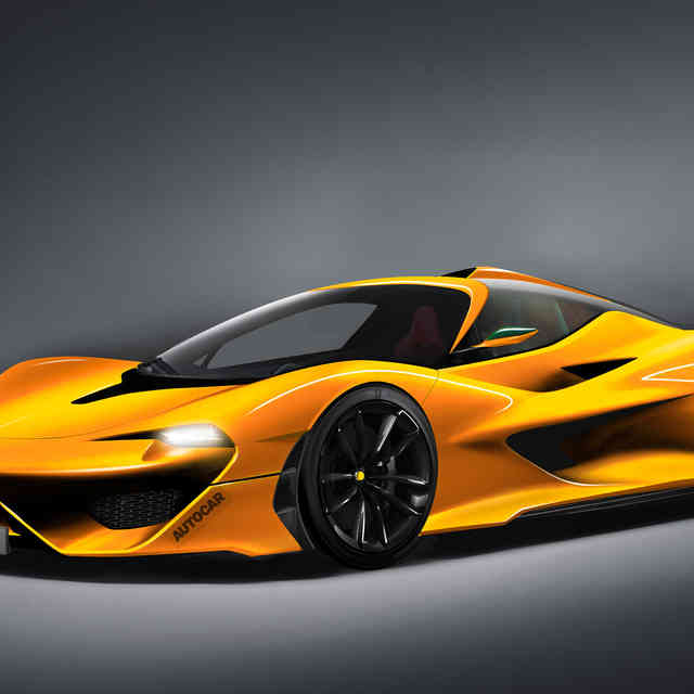 McLaren\'s Bringing Back the Incomparable F1