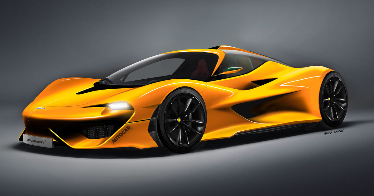 Mclaren Is Reportedly Making A New F1 Supercar Thrillist