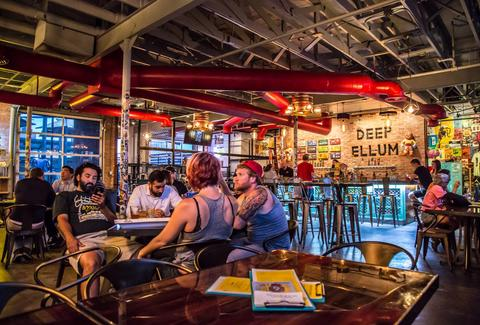 Deep Ellum Taproom Dallas