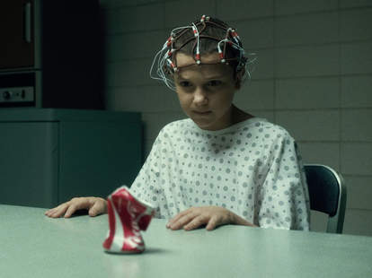stranger things eleven psychic power