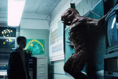 stranger things monster and eleven