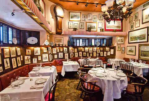 Byob restaurants in washington dc thrillist for Cocktail 1789