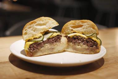 Launderette Burger Austin