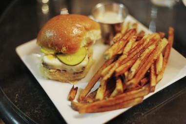 Townsend Burger Austin