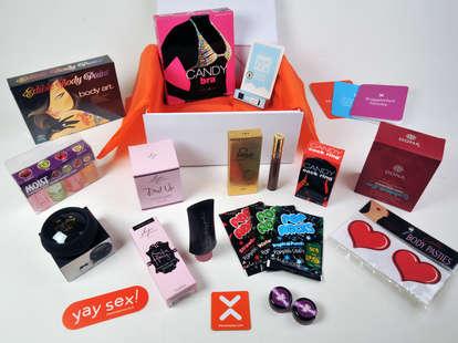 Nooky Box Edible box
