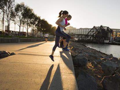 Free workouts San Francisco