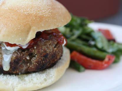 Miami's best burgers at Gilbert's 17th Street Grill