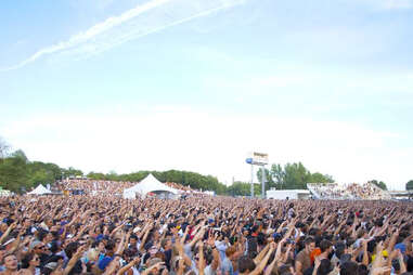 Osheaga Crowd