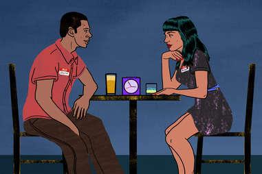 speed dating în nyc)