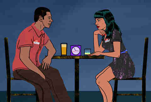 Speed dating reviews dc the lights