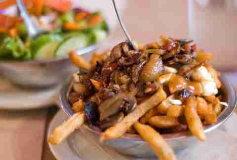 Poutine at Frite Alors
