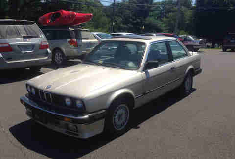 1987 BMW E30 For Sale