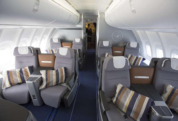 How to Get a First-Class Upgrade Without Paying for It