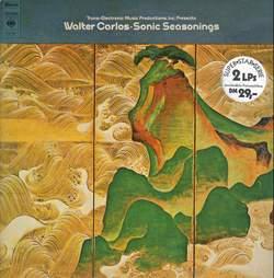 Wendy Carlos Sonic Seasonings