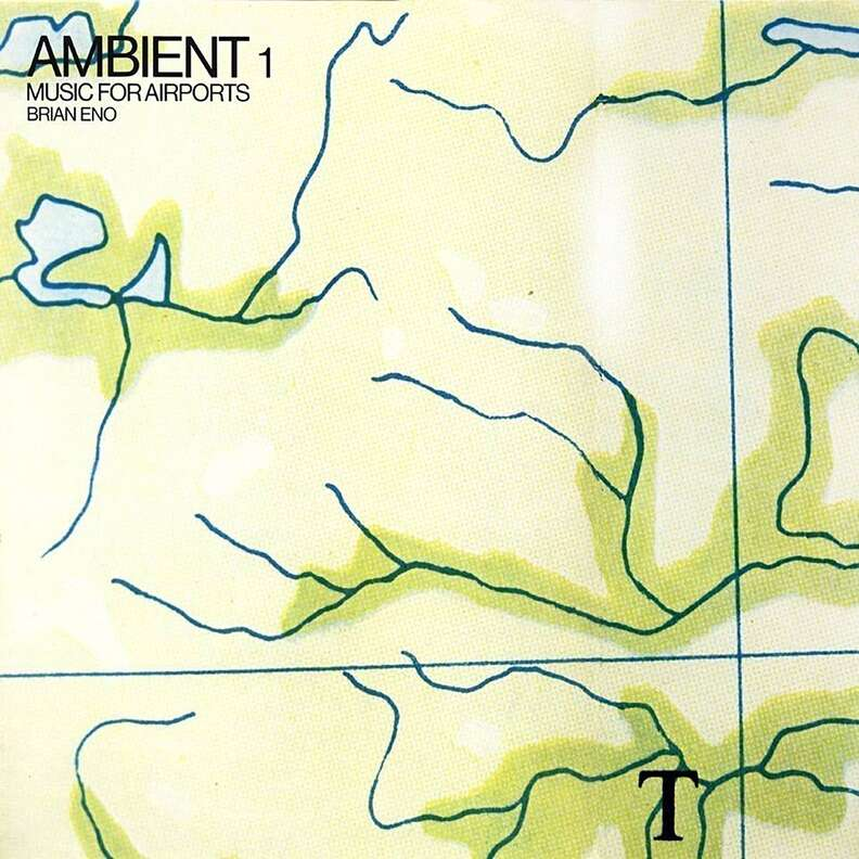 Brian Eno Ambient 1: Music for Airports