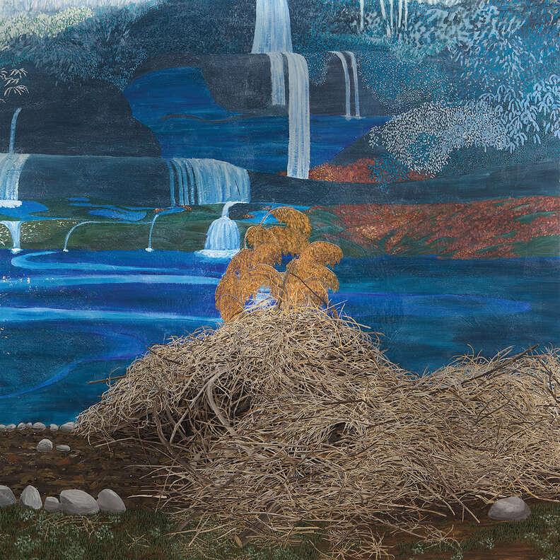 Mary Lattimore At the Dam