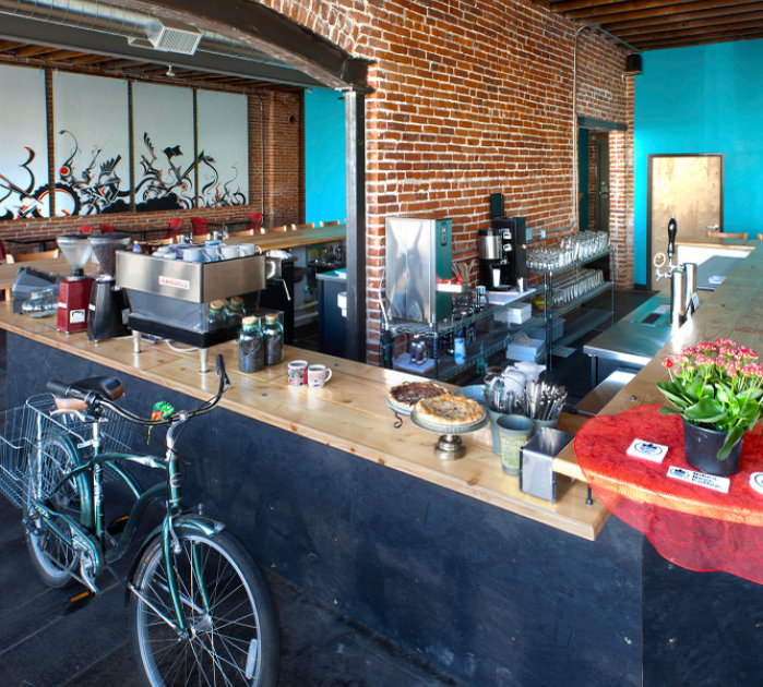 Denver Bicycle Cafe Eat Thrillist Denver