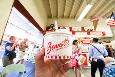 Bennett's Old Fashioned Ice Cream