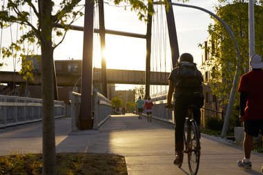 West Side Elevated Trail