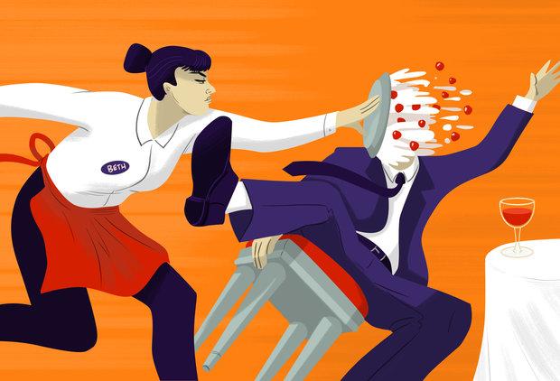 Restaurant Workers Who Scored Sweet Revenge