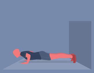 Chest pushups