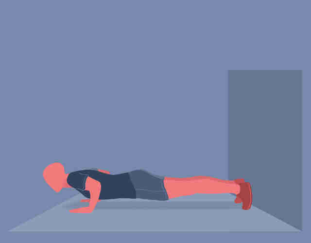 Chest pushups
