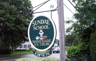 Sundae School Ice Cream Parlor
