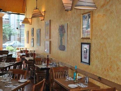 Fine French dining in Washington DC