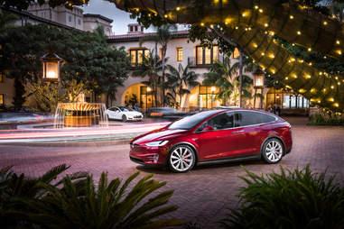 Tesla vs Uber?