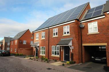 Solar Roof in Bromford