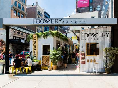 bowery market new york