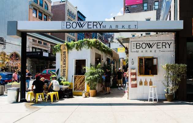 The Bowery Market