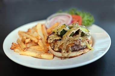Taproom Burger Detroit