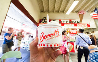 Bennett's Homemade Ice Cream