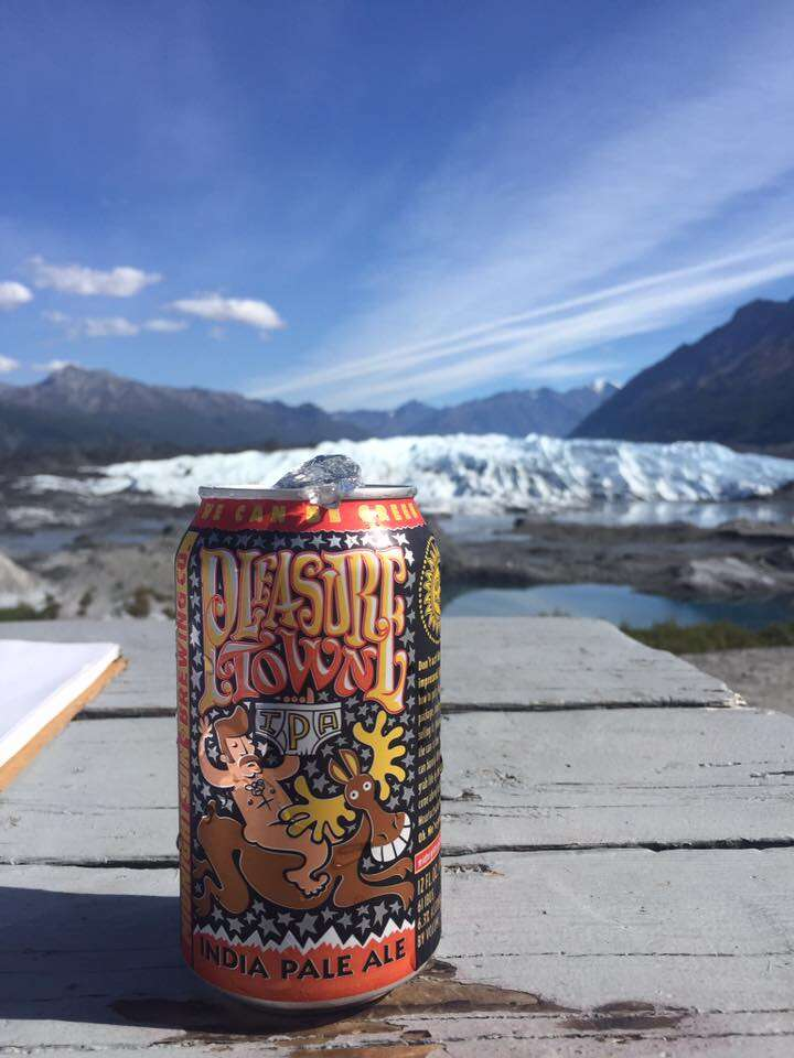 Midnight Sun Brewing Company Alaska